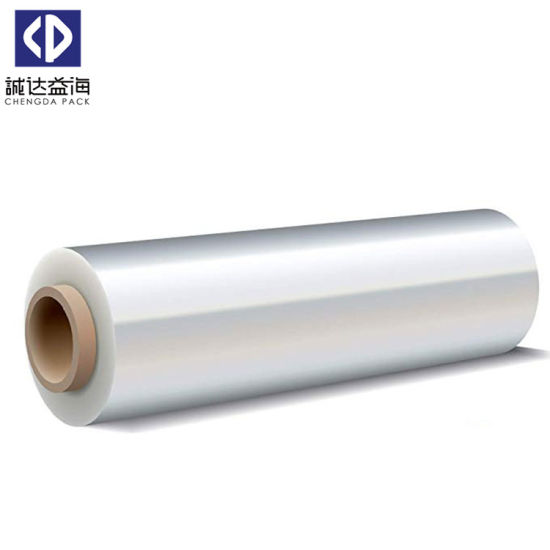 Hand and Machine Use LDPE Wrapping Film Stretch Film with Low Noise