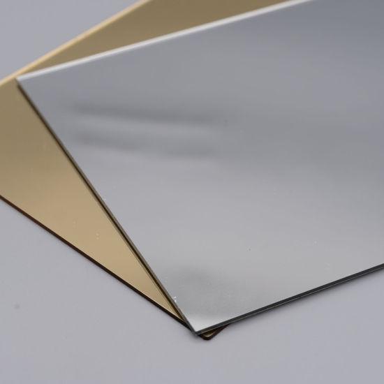 Plexiglass Mirror 3 mm XT 100 x 35 cm Acrylic