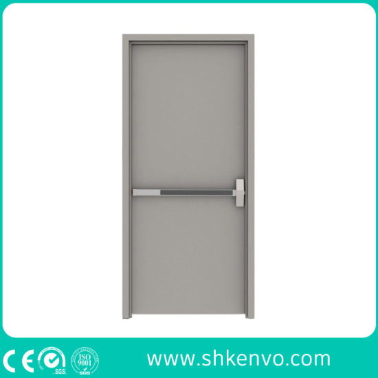 China Hollow Metal Fire Rated Entry Door China Fireproof Door