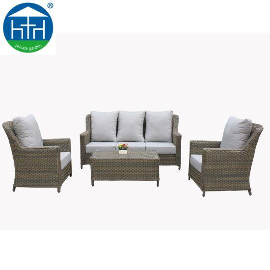 Superb American Design Garden Furniture Sets Big Size Pe Rattan Sofa Lounge Set Theyellowbook Wood Chair Design Ideas Theyellowbookinfo