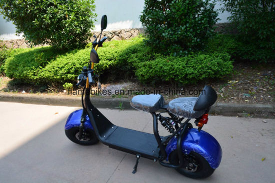 Simple Electrical Scooter for City Life 60V/20ah pictures & photos