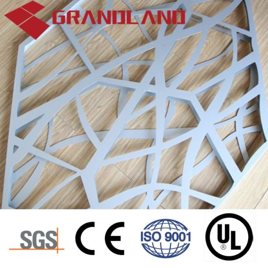 Good Price Special Design Exterior Decoration Aluminum Curtain Wall Panel Ceiling pictures & photos
