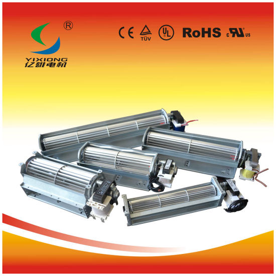 Single Phase Cross Flow Motor (YJ61) pictures & photos