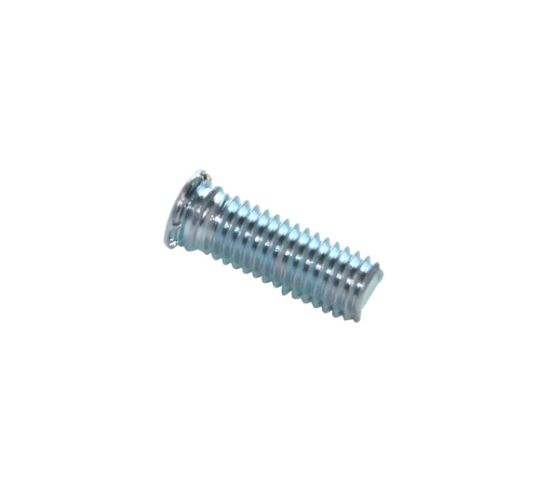 10000pcs Zinc Plated 4-40X3//8 Flush Head Self-Clinching Studs Steel