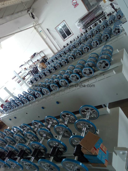 Window or Door Decorative PVC Covered TUV Certificated Woodworking Wrapping Machine pictures & photos