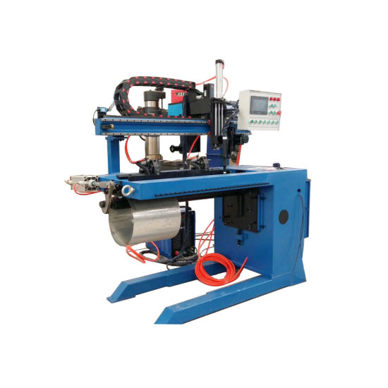 Steel Pipe Cylinder Longitudinal Seam Welding Machine