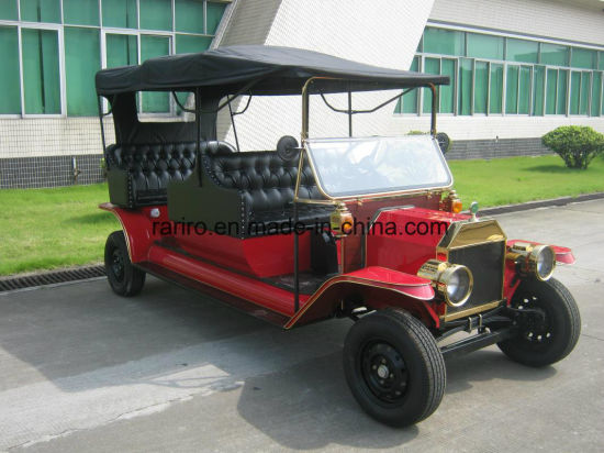 Ce Approved Electric Vintage Car Classic Buggy Car pictures & photos