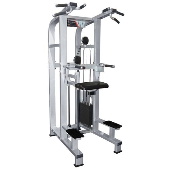 Assistant Chin/DIP Body Buliding Machine Gym Fitness Equipment pictures & photos