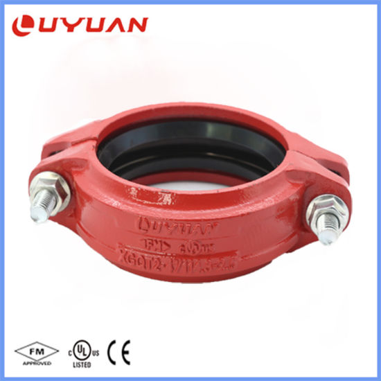 Ductile Iron Grooved Pipe Coupling & Joint