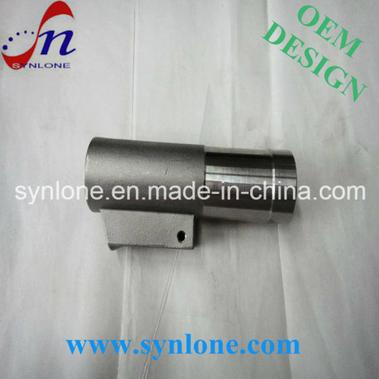 Stainless Steel Pipe Fitting with Investment Casting pictures & photos