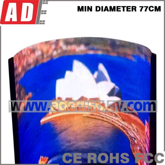 China Certifided Stage LED Screen Price with Slim Body LED
