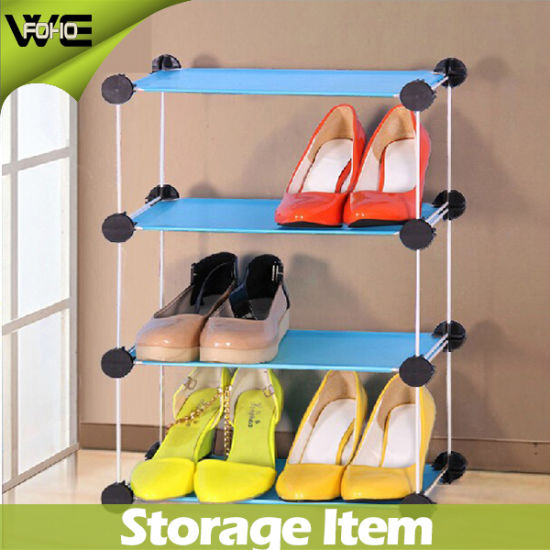 Living Room Furniture Organizers Waterproof Plastic Shoe Cabinet pictures & photos
