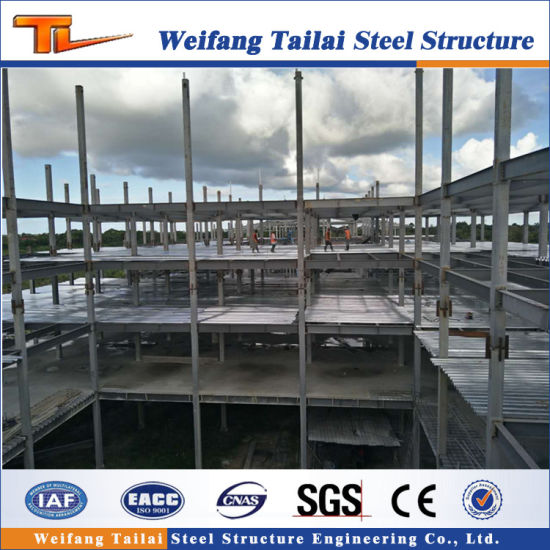 Shandong Weifang Tailai Steel Structure Engineering Prefab House Hotel Building