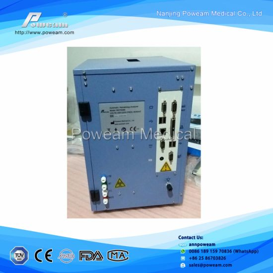 3 Differential Fully Automatic Hematology Analyzer pictures & photos