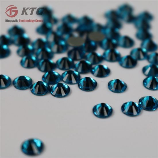 2017 Hot Sale Hot Fix Rhinestone Trimming/ Rhinestone Applique for Wedding Dress pictures & photos