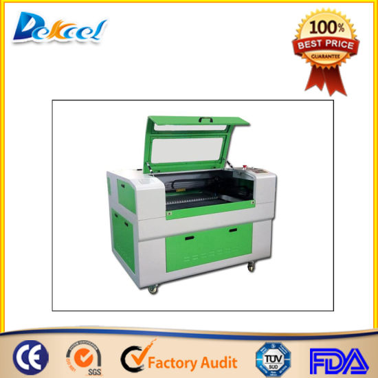 CNC CO2 Laser Cutting Machine Laser Cutter for MDF, PVC, Crystal, Foam Price pictures & photos