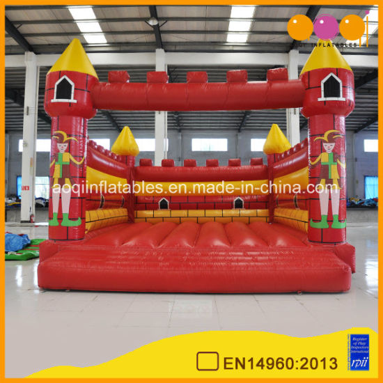 Hot Sale Kids Jumping Castle Inflatable Castle Bouncer (AQ520-2) pictures & photos