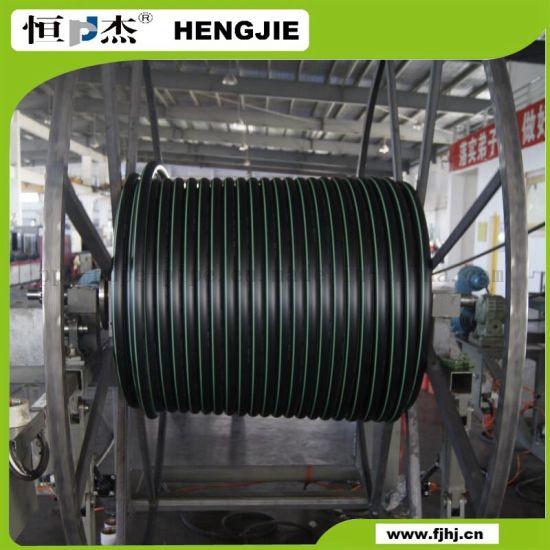 HDPE Silicone Core Pipe for Optical Fiber