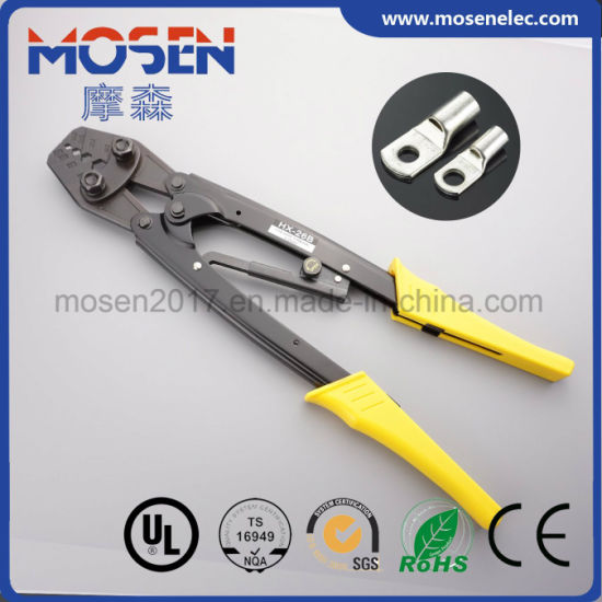 Hx-26b Coaxial Stripper Hand Tool for Non-Insulated Terminal pictures & photos