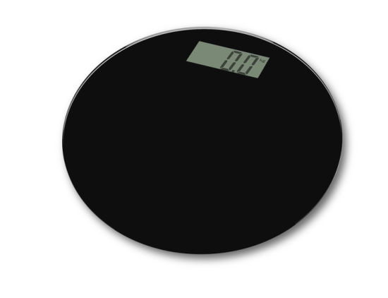 Round Bathroom Scale with Silk Screen Printing (XF1506P) pictures & photos