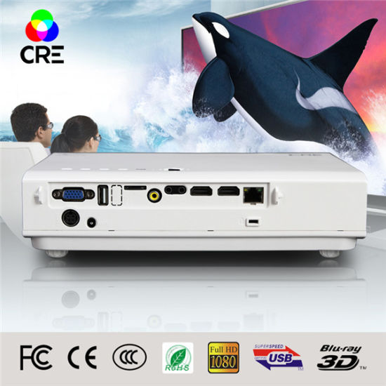 Android WiFi 3D Wireless Projector pictures & photos