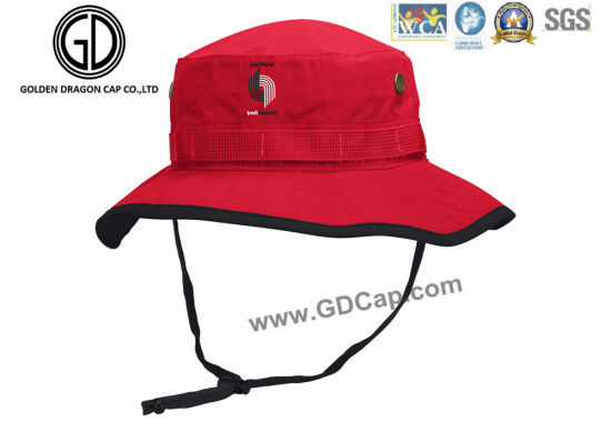 ea13acc0f0c 2016 New Design Refreshing Basketball Term Red Boonie Bucket Hat pictures    photos