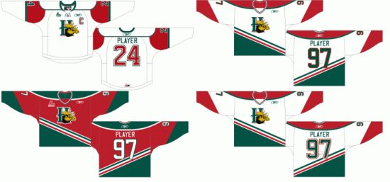 22f50ee6ebe Customized Quebec Major Jr Hockey League Halifax Mooseheads Hockey Jersey