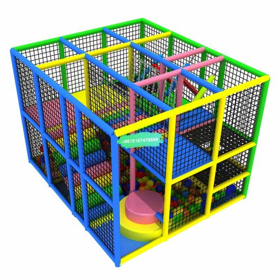 Hottest Amusement Park for Kids Indoor Playground, Competitive Price Big Commercial Children Indoor Playground pictures & photos