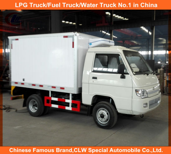 8b3f63e077 Foton Forland 1ton Refrigerator Van Truck Mini Refrigerated Truck pictures    photos
