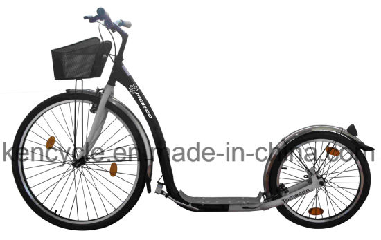Hot Selling Adult Kick Scooter/Sports Scooter/ Foot Bike/Kick Bicycle/Excise Scooter/Street Kick Scooter