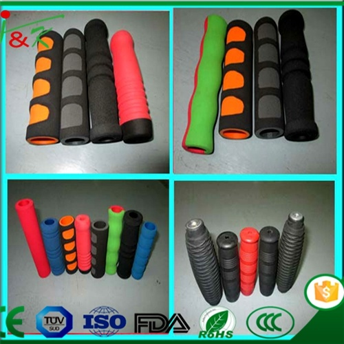 OEM Slip Rubber Handle Grips with High Quality pictures & photos