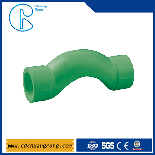 Low Resistance PP-R Pipe Coupler Fittings pictures & photos