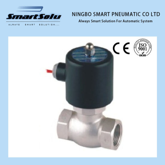 2L Series Stainless Steel Solenoid Valve pictures & photos