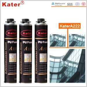 Good Cheap Superior Expansion Construction PU Foam (Kastar 222) pictures & photos