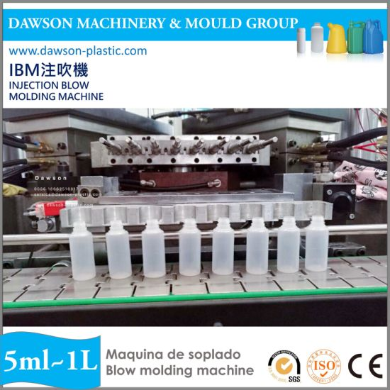 IBM High Speed Injection Blow Molding Machine pictures & photos