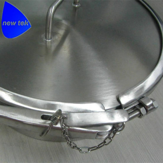 Stainless Steel Round Clamp Manhole pictures & photos