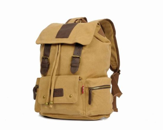 16ae0cd93c China School Student Canvas Backpack Bag College Satchel Bag (RS ...