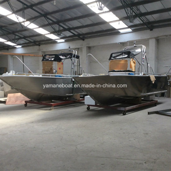 5.5m Strong Aluminum Boats with Canopy and Light Frame & China 5.5m Strong Aluminum Boats with Canopy and Light Frame - China ...