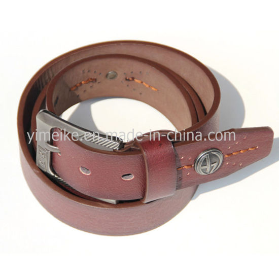 Men Fashion New Design Wholesales High Quality Leather PU Belts