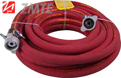 Zmte High Pressure Steel Wire Braided Steam Hose pictures & photos