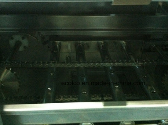 Chain Type Automatic Commercial Dishwasher  for Hotel Restaurant pictures & photos