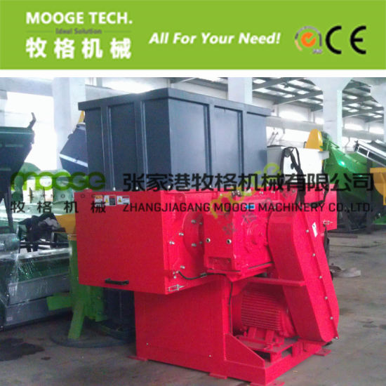 High speed PET plastic Shredder Machine pictures & photos