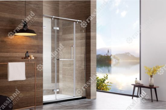 G13p21L Sell SUS304 and Crystal Shower Room, Nano Explosion Proof Film Shower Room
