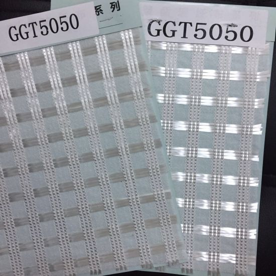 Good Price Fiberglass Geogrid Anti Cracking Composite Geotextile pictures & photos