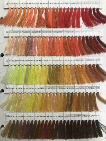 100% Polyester Continuous Filament Sewing Thread for Leather Shoes Sewing pictures & photos