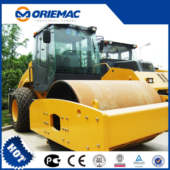 14 Ton Mechanical Single Drum Vibratory Road Roller Xs142j pictures & photos