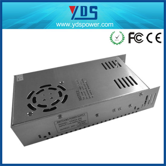 LED Switching Power Supply 24V16.66A 400W pictures & photos