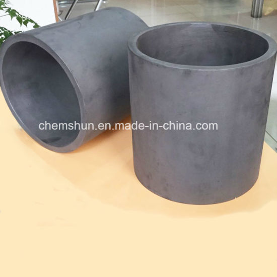 Abrasion Resistant Ceramic Silicon Carbide Pipe Manufacturer pictures & photos