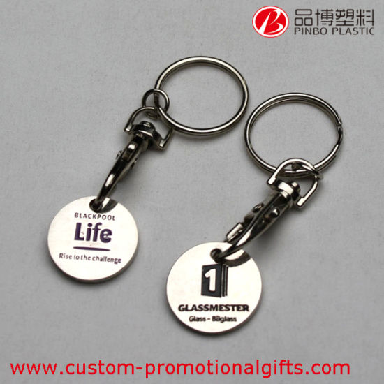 Fashion Zinc Alloy Key Chain Custom Metal Keychain pictures & photos
