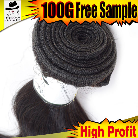 Kbl Human Hair Two Tone Brazilian Hair Weaving pictures & photos